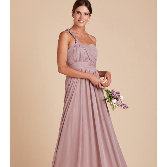 43babc5eda25 birdy grey Dresses   Skirts - CHICKY CONVERTIBLE DRESS - MAUVE